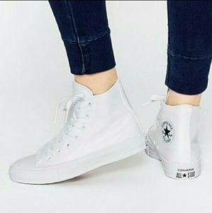 ⭐SALE⭐ Converse Chuck Taylor II High Nike Lunarlon